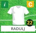 Kamil Radulj, FKS Stal Mielec, 11. kolejka Fantasy 1. liga